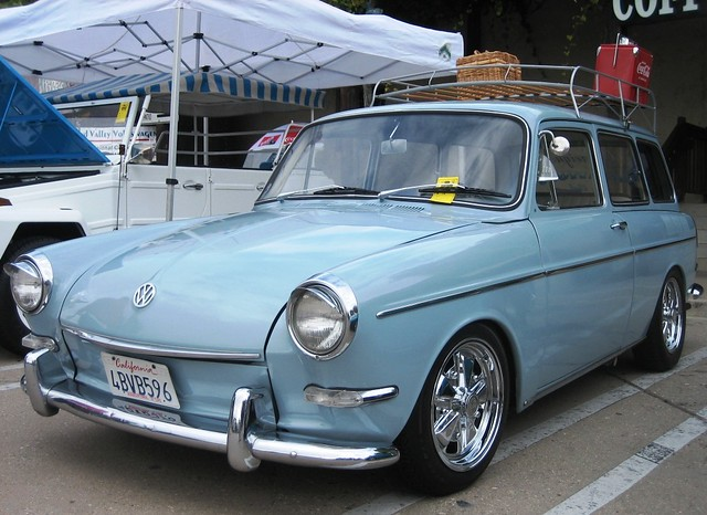 1000  images about VW SquareBack on Pinterest