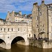 Pultney Bridge in Bath, UK
