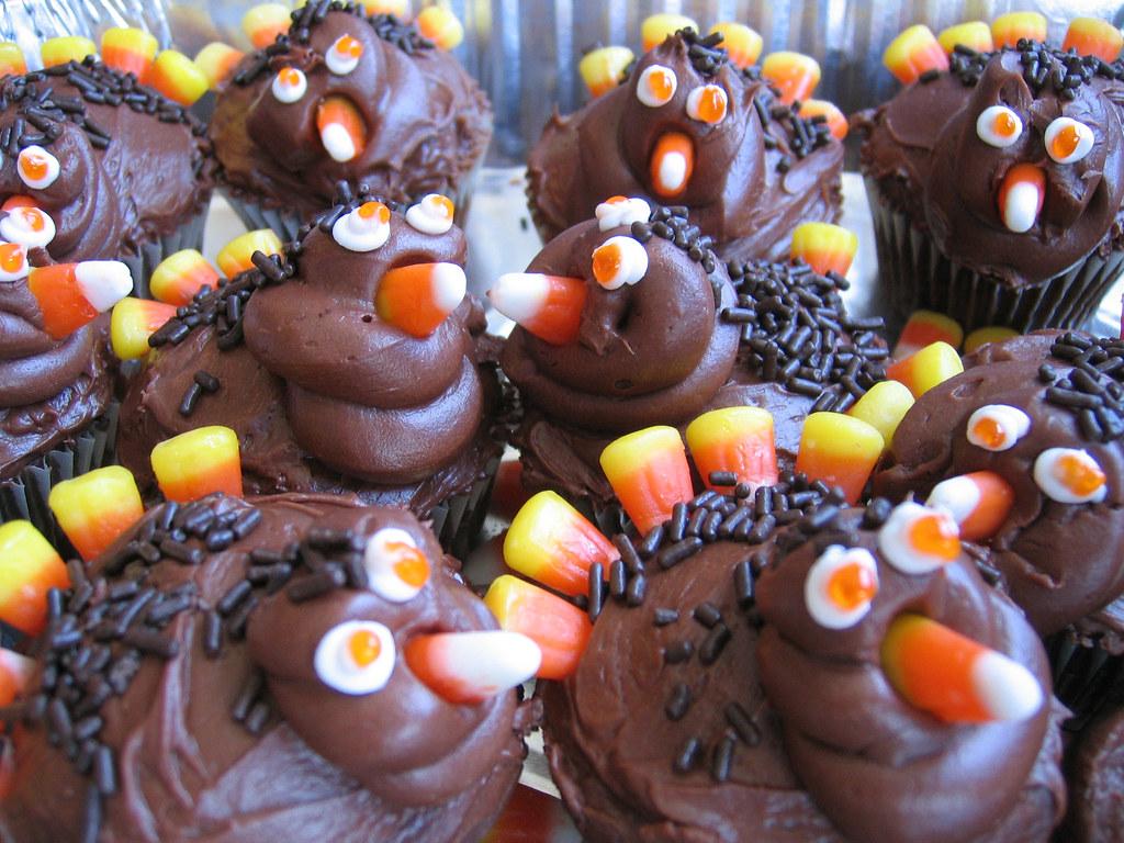 Turkey Cake Cake Boos
