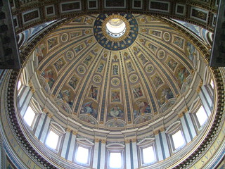 St. Peter's Basilica Cupola - Interior view - 1 | by _Robert C_