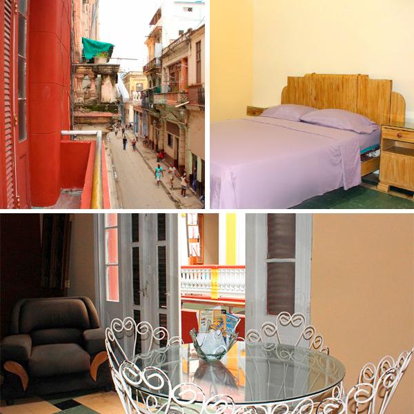 Casa particular Old Havana