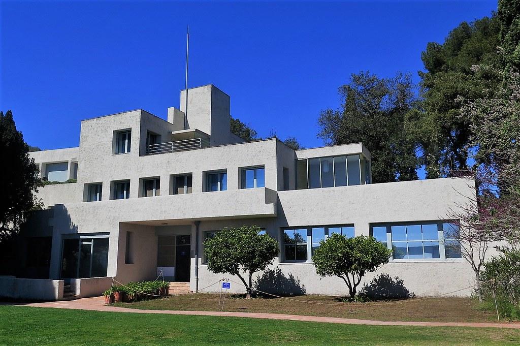 hy232res villa noailles by robert malletstevens villa