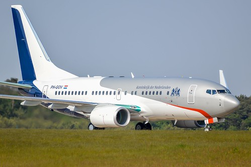 Dutch goverment 737BBJ (PH-GOV) | by joeygastel