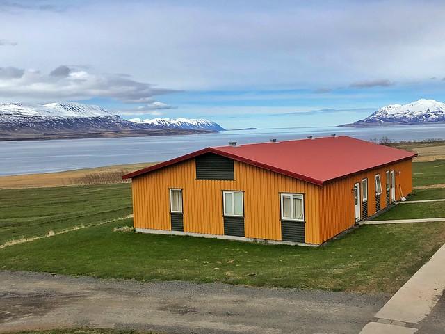 Hotel Natur de Akureyri (Norte de Islandia)