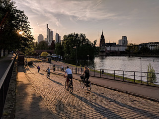 Frankfurt Sunset | by Aviller71