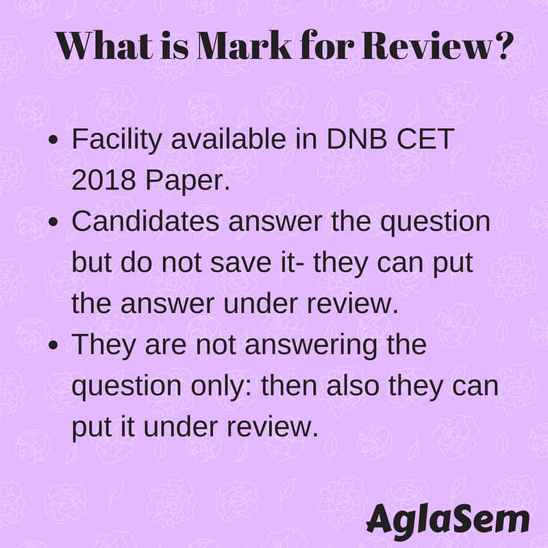DNB CET 2018 Exam Pattern / Scheme Of Examination   Know Here