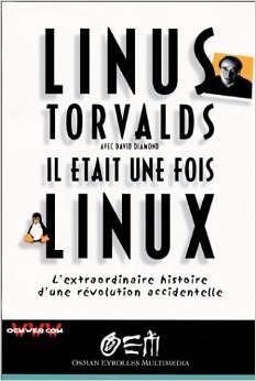 Il était une fois Linux, par Linus Torvalds & David Diamond