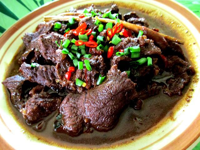 Daging masak hitam 1