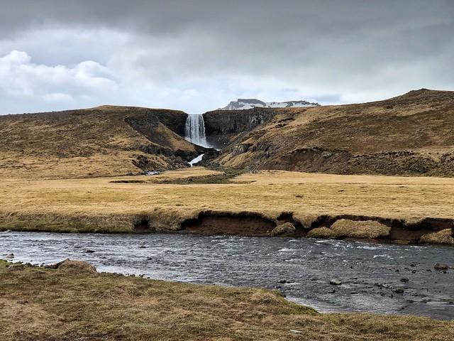Svodufoss (Islandia)