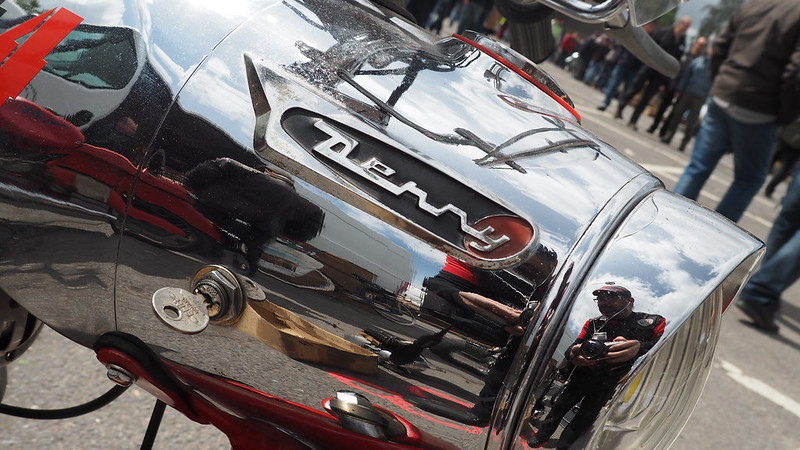 Derny 125 Taon (Roger Tallon) moteur AMC 1957 40020347090_518d565582_c