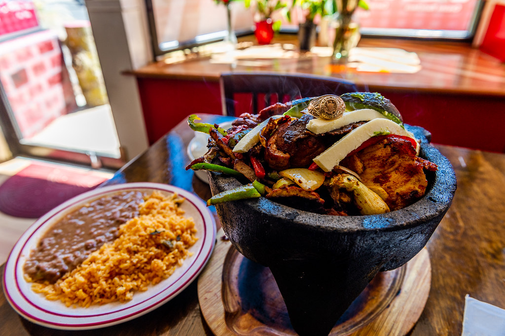 Long Branch Mexican Restaurants