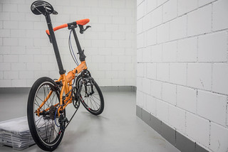 Dahon Foldable Bike Build | by belkin photography
