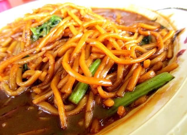 Foochow fried noodles, Selangau 4
