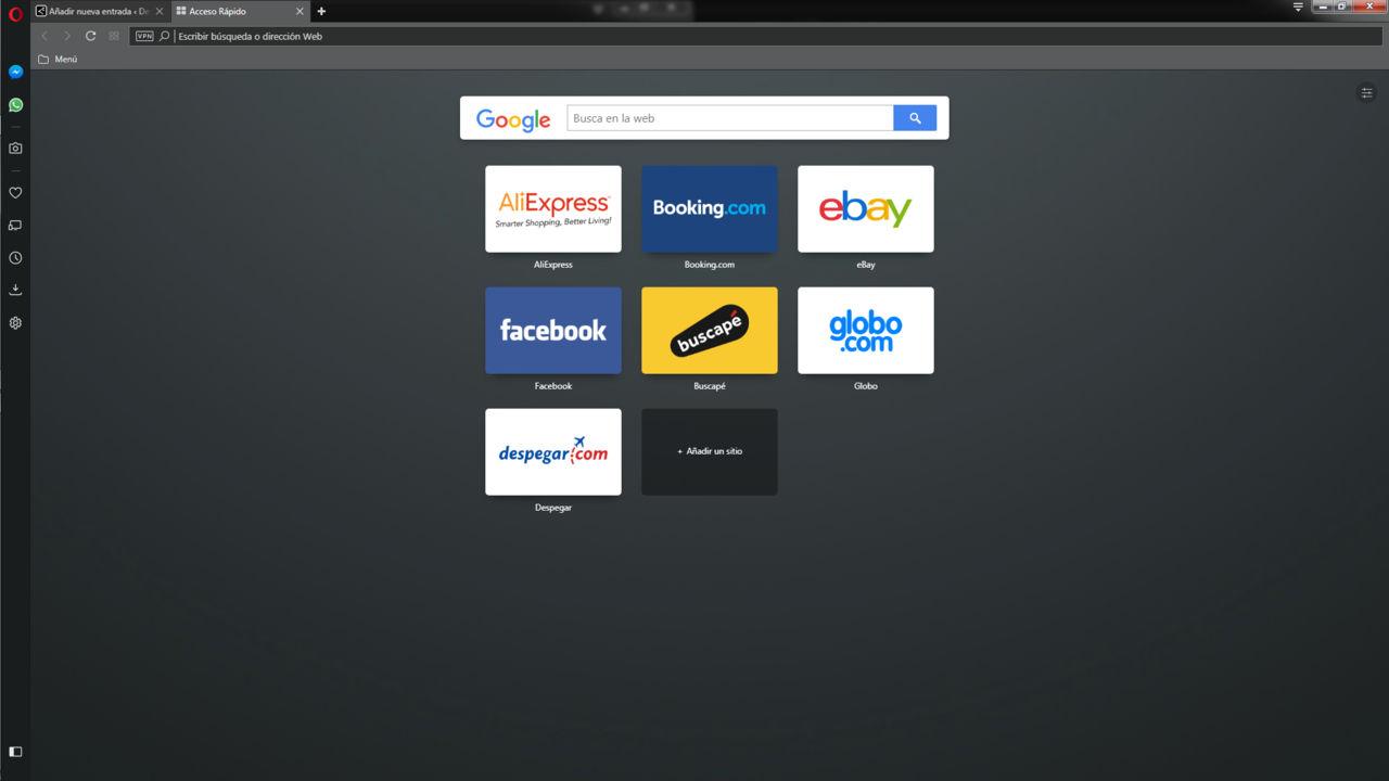 Opera-browser-Pantalla-Inicio