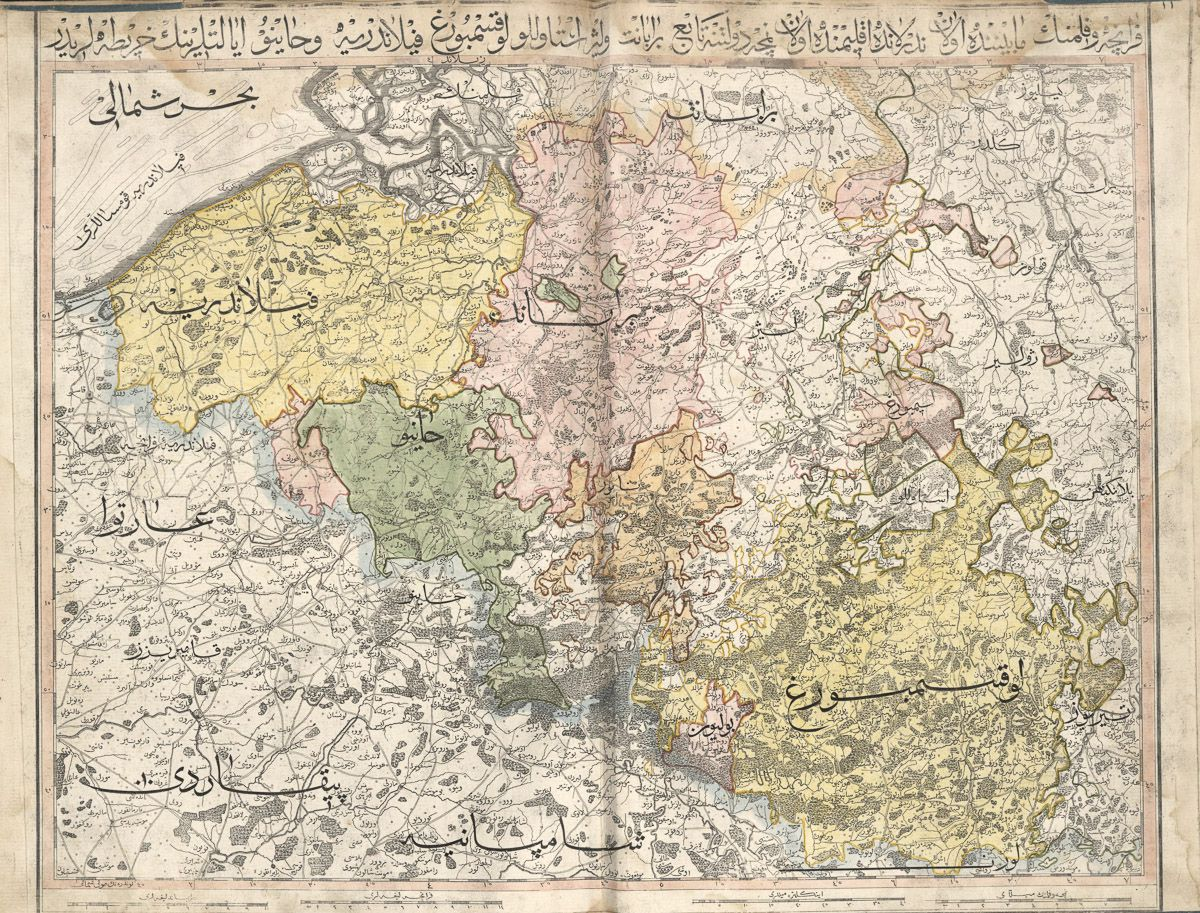 Belgium and Luxembourg (1803)