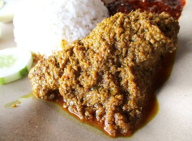 Warong Cafe chicken rendang