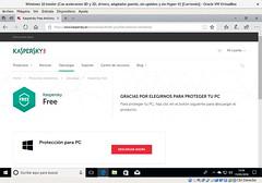 Descargando-Kaspersky-Free-Antivirus