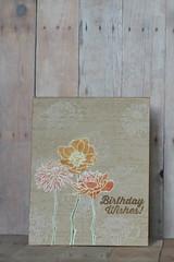 Kraft Flowers by kcscrpbkr (Karen L K)