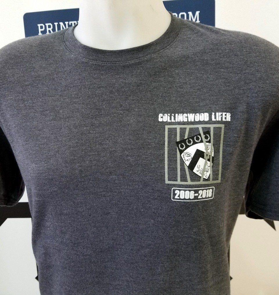 Vancouver T Shirt Printing Collingwood School T Shirt Give Flickr