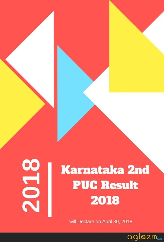 Karnataka 2nd PUC Result 2018 will Announce on April 30- Check Here