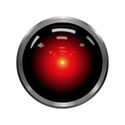 Hal 9000 en 2001: Una Odisea del espacio