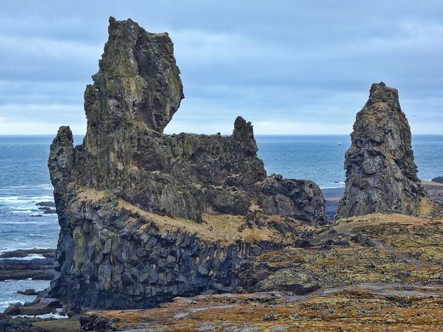 Lóndrangar (Snaefellsnes, Islandia)
