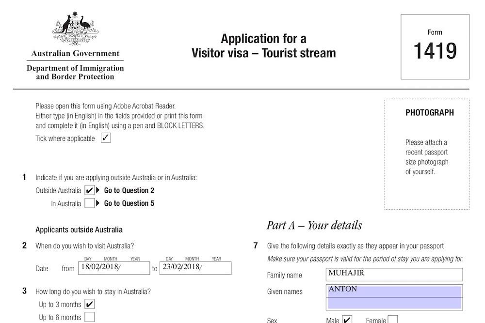 Gagal Berangkat Karena Persetujuan Visa Telat