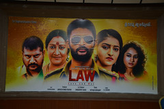 LAW Movie Pressmeet Stills