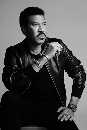 Lionel Richie | by Auburn University