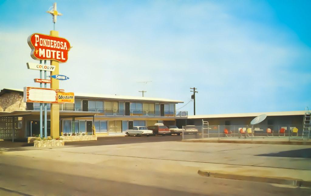 Motel  El Paso West El Paso Tx