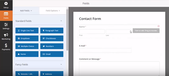 The 6 Best Contact Form Plugins for WordPress in 2019 1