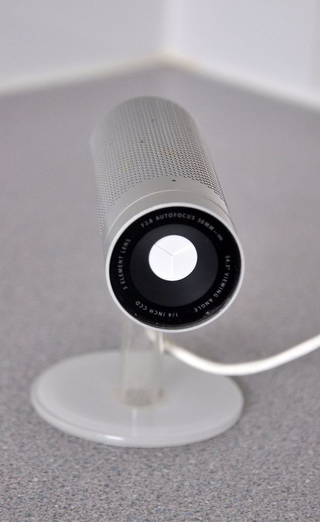 Apple iSight Webcam 10-5-2018 - The external iSight's ¼-inch… - Flickr