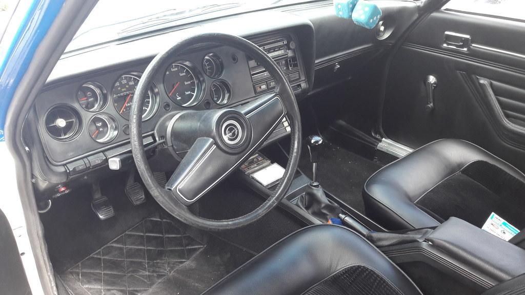 Dashboard And Ford Capri   Gt Mk I Serie Ii Mod  Dashboard And