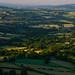 Brecon Evening Shadows