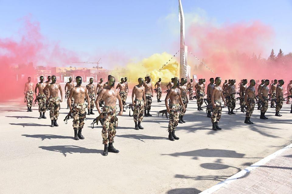 موسوعة الصور الرائعة للقوات الخاصة الجزائرية - صفحة 64 42328344874_4241cefc34_o