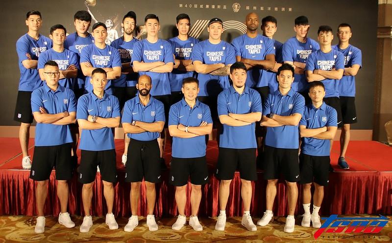中華藍在瓊斯盃將遭遇嚴峻挑戰。(林志儒/攝)