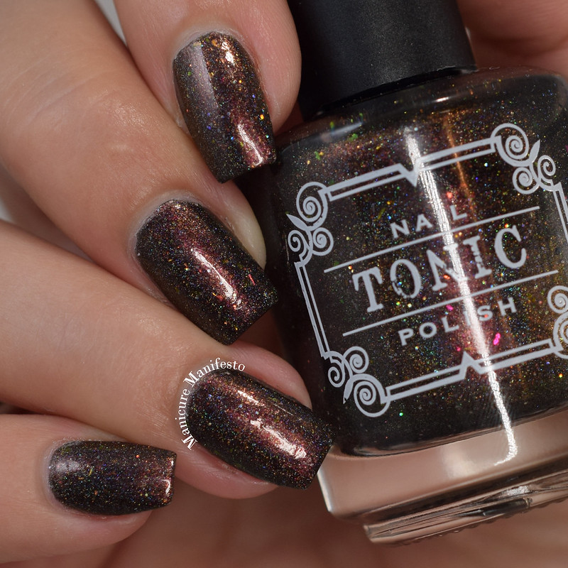 Tonic Polish Taking On Toronto swatch