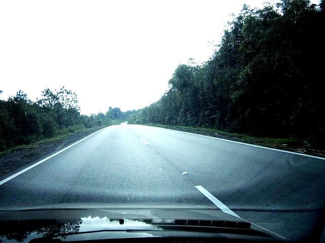 Sibu-Bintulu Road 2013