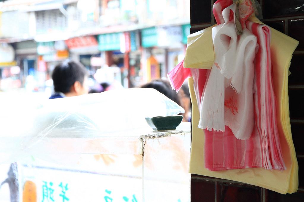 塑膠袋。圖片來源:賴鵬智(CC BY-NC-ND 2.0)