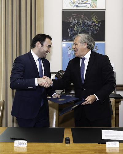 OEA apoyará a la Legislatura de la Ciudad Autónoma de Buenos Aires a dotar de mayor transparencia su gestión legislativa