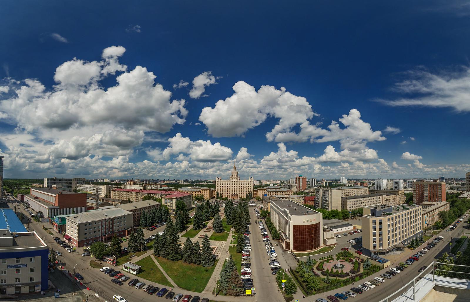 Челябинск 11.07.2018 13:24 ЮУРГУ