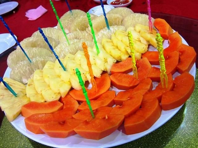 Fruit platter 1
