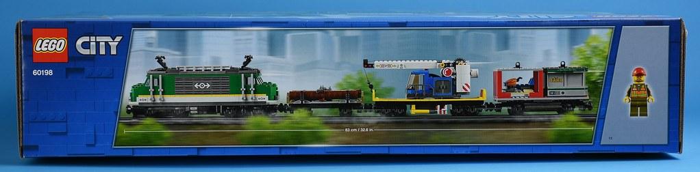 Review 60198 Cargo Train Brickset Lego Set Guide And Database