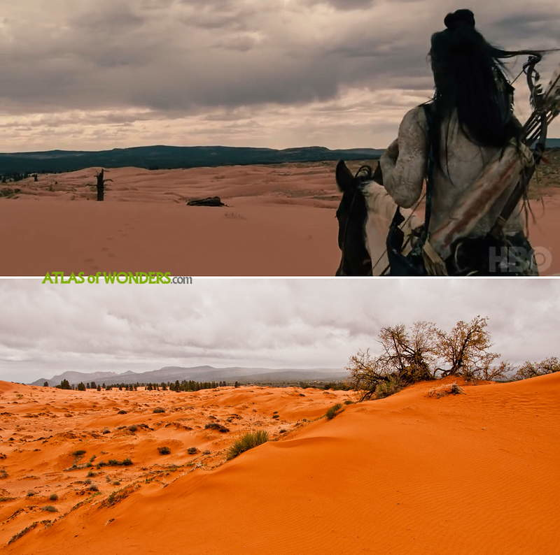 Westworld season 2 locations