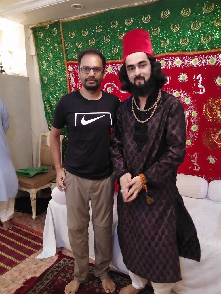 Manoj Bandra Online At Mehfil Sama