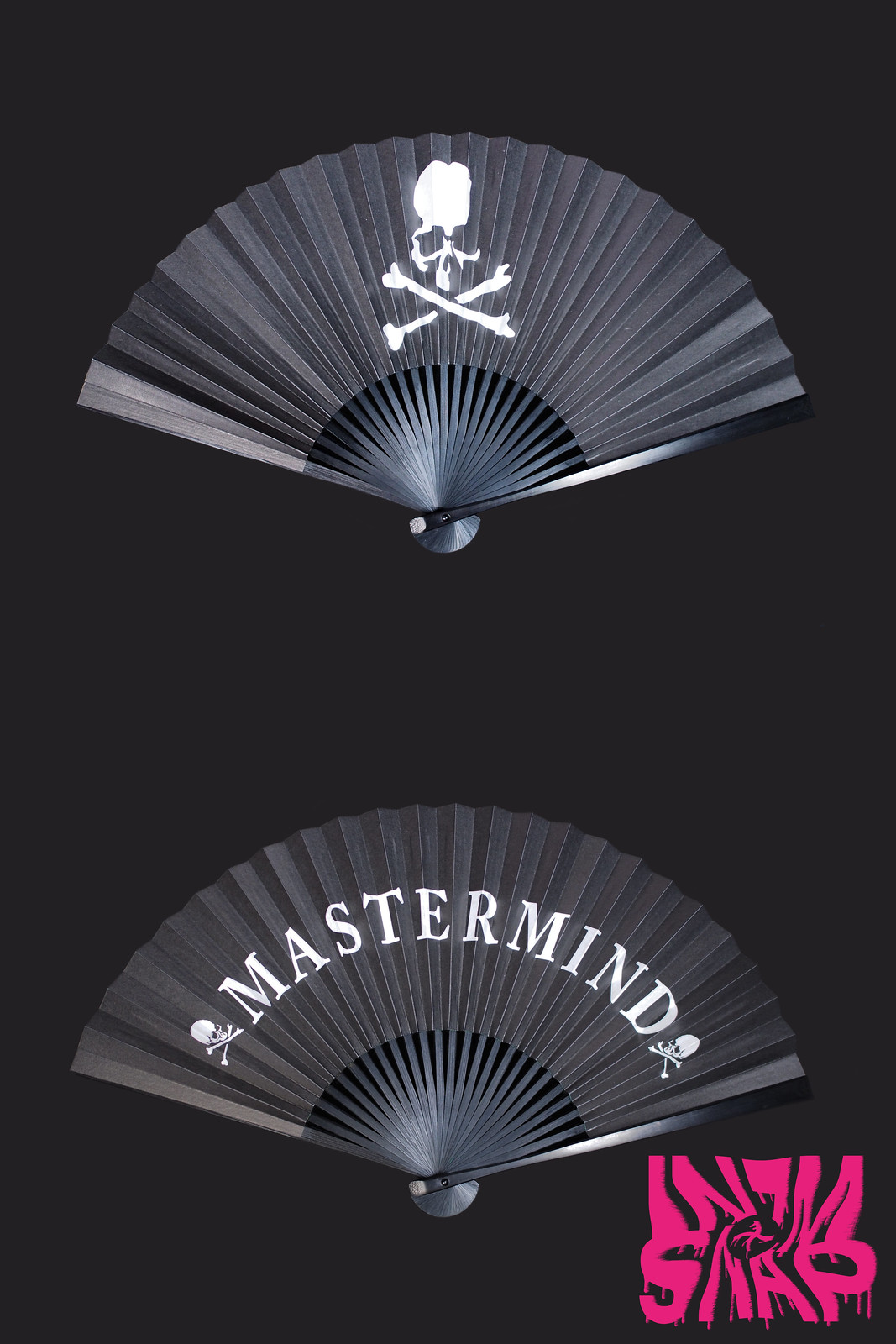 mastermind JAPAN | Paper Hand Fan