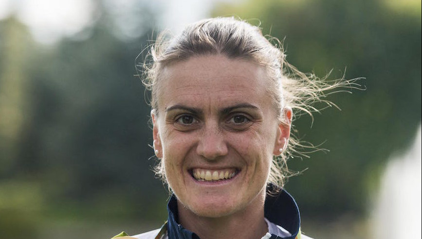 Major Heather Stanning OBE