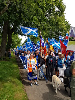All Under One Banner March for Independence, June 2018 | by Scottish Political Archive
