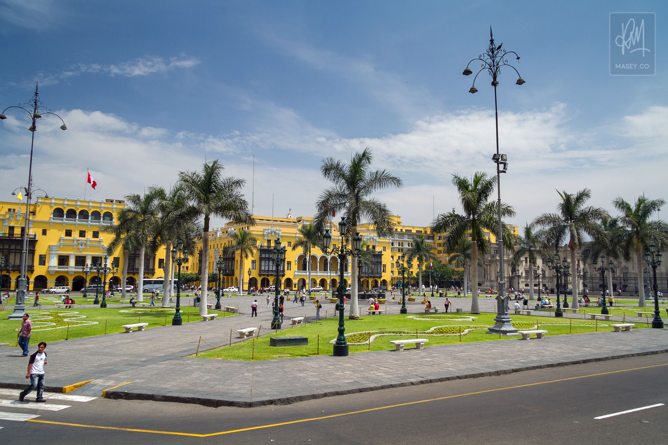 G Adventures South America: Day 1 - Lima