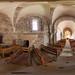 La salle basse du clocher de l'église de Bessuéjouls